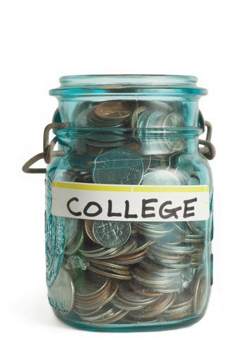 College tuition money